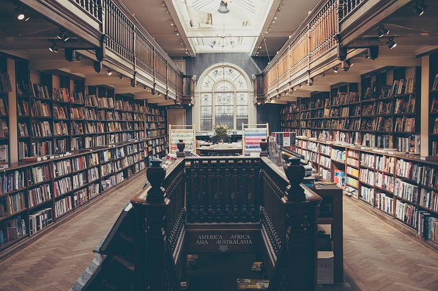 studentská knihovna