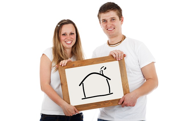 radost z obrázku domu